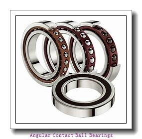 ISO 3310-2RS angular contact ball bearings