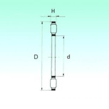 NBS K81164-M thrust roller bearings