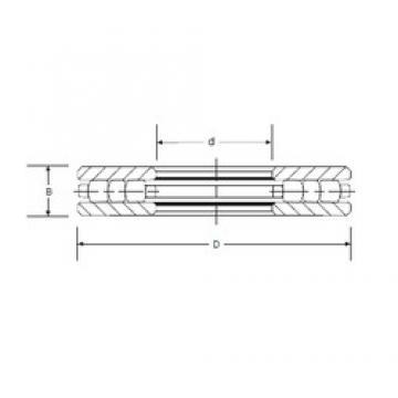 SIGMA RT-751 thrust roller bearings