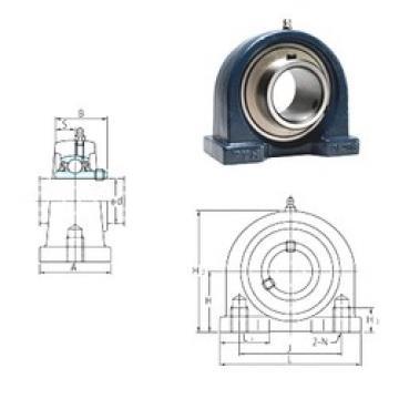 FYH UCPA206-19 bearing units