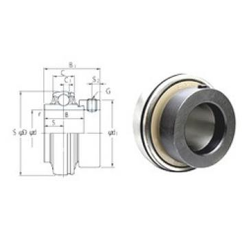 60 mm x 110 mm x 61,9 mm  FYH NA212 deep groove ball bearings
