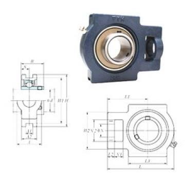 FYH UCT215-47 bearing units