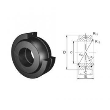 16 mm x 30 mm x 14 mm  ZEN GE16ES2RS plain bearings
