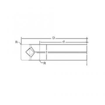 Timken XR889058 thrust roller bearings