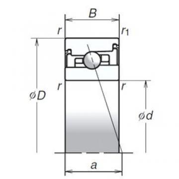 Timken m88048 Ball Bearings