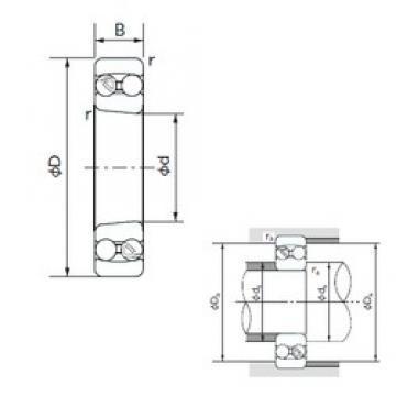 Timken lm603049 Ball Bearings
