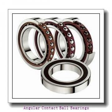 88,9 mm x 165,1 mm x 28,575 mm  RHP LJT3.1/2 angular contact ball bearings