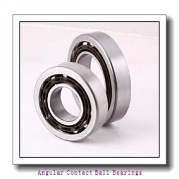 45 mm x 85 mm x 30,162 mm  FBJ 5209 angular contact ball bearings