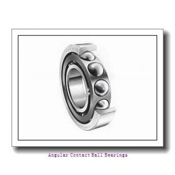 ISO QJ1092 angular contact ball bearings