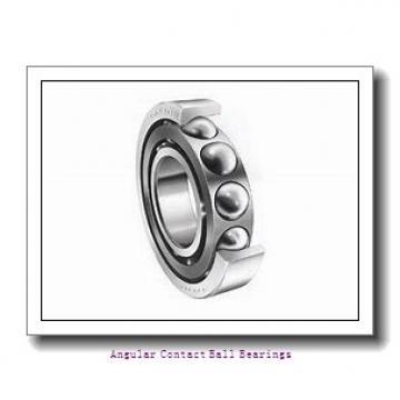 Toyana 7017 A-UX angular contact ball bearings