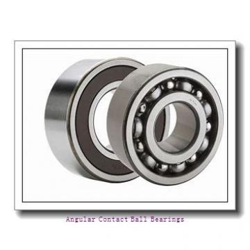 105 mm x 225 mm x 49 mm  NSK 7321 A angular contact ball bearings