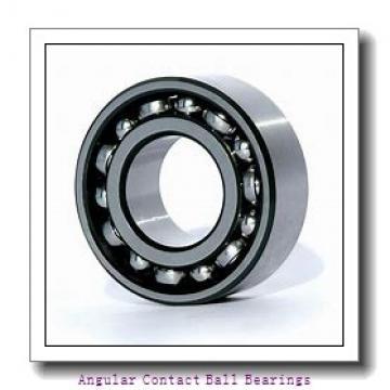 12 mm x 32 mm x 10 mm  NACHI 7201DT angular contact ball bearings