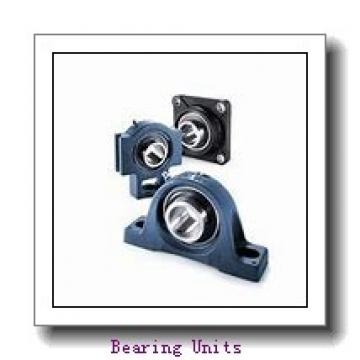 INA PCFTR12 bearing units