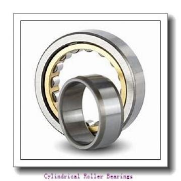 280 mm x 380 mm x 60 mm  NSK NCF2956V cylindrical roller bearings