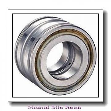 190 mm x 400 mm x 78 mm  NSK NUP338EM cylindrical roller bearings
