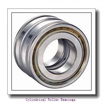 500 mm x 670 mm x 170 mm  NKE NNC49/500-V cylindrical roller bearings