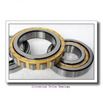 85 mm x 180 mm x 41 mm  ISO NU317 cylindrical roller bearings