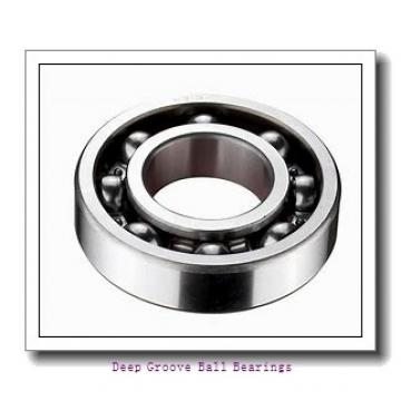 25 mm x 52 mm x 15 mm  ISB SS 6205-ZZ deep groove ball bearings