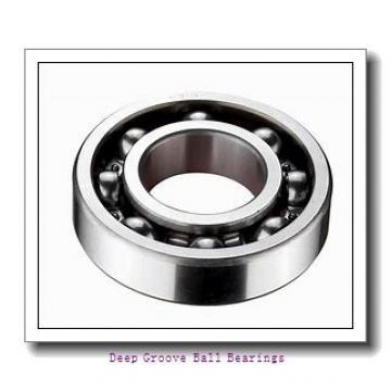AST SRW1ZZ deep groove ball bearings