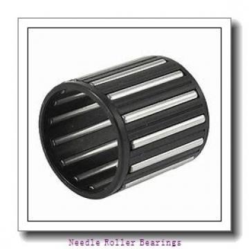 23,812 mm x 41,275 mm x 31,75 mm  NSK HJ-182620 needle roller bearings