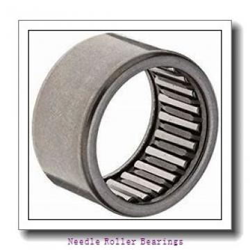20 mm x 35 mm x 17 mm  INA NAO20X35X17 needle roller bearings