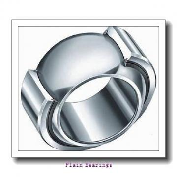 100 mm x 160 mm x 85 mm  FBJ GEG100ES plain bearings