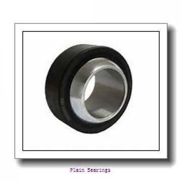 140 mm x 244 mm x 61 mm  ISB GX 140 CP plain bearings