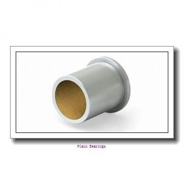 INA GE30-UK-2RS plain bearings