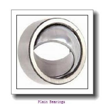 15,875 mm x 18,256 mm x 19,05 mm  SKF PCZ 1012 M plain bearings