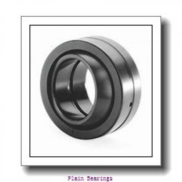 40 mm x 62 mm x 28 mm  IKO GE 40EC-2RS plain bearings