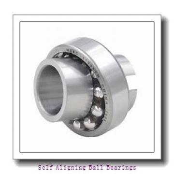 60 mm x 110 mm x 22 mm  NKE 1212-K+H212 self aligning ball bearings