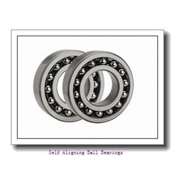 100 mm x 215 mm x 73 mm  ISB 2320 K self aligning ball bearings