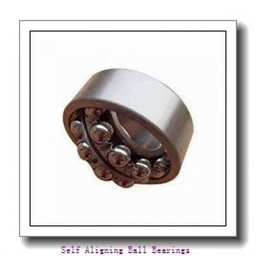35 mm x 80 mm x 18 mm  ISB 1208 KTN9+H208 self aligning ball bearings