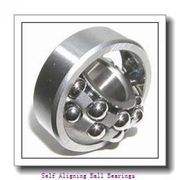 20 mm x 47 mm x 14 mm  NSK 1204 self aligning ball bearings