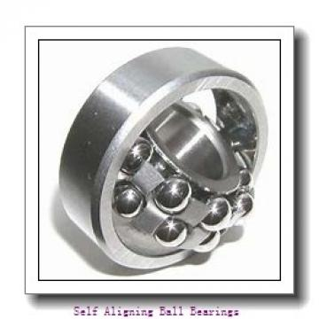 95 mm x 200 mm x 45 mm  SKF 1319K self aligning ball bearings