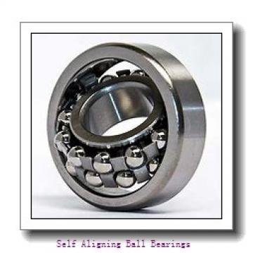 95 mm x 170 mm x 43 mm  ISO 2219K+H319 self aligning ball bearings