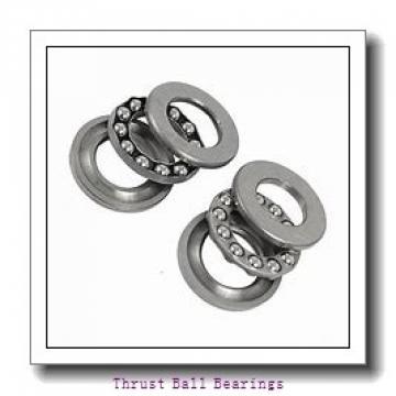 55 mm x 125 mm x 16 mm  FAG 52314 thrust ball bearings
