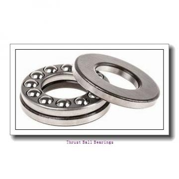 ISO 54218U+U218 thrust ball bearings