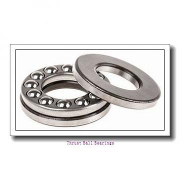 NKE 53207+U207 thrust ball bearings