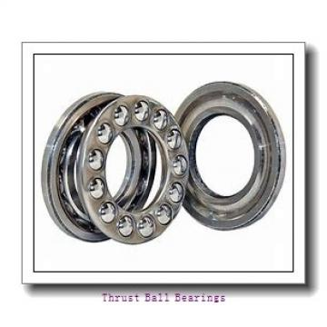 70 mm x 150 mm x 19 mm  FAG 52317 thrust ball bearings