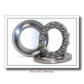 55 mm x 150 mm x 24 mm  NKE 54414-MP+U414 thrust ball bearings