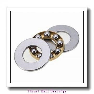 NACHI 51111 thrust ball bearings