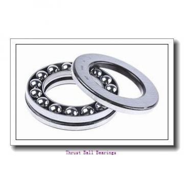 Toyana 51120 thrust ball bearings