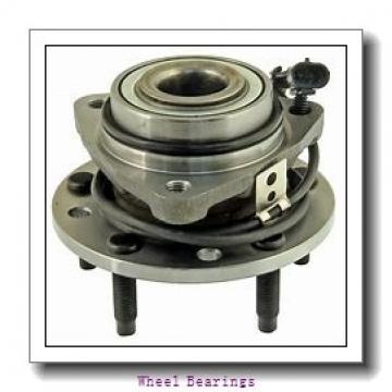 Toyana CX652 wheel bearings