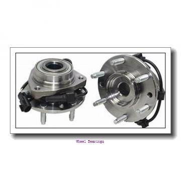 Toyana CX235 wheel bearings