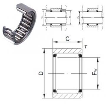JNS RNAF6138 needle roller bearings