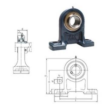 FYH UCPH206-19 bearing units
