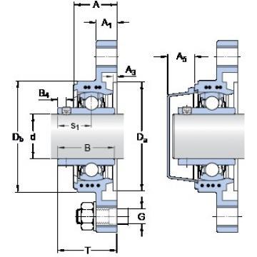 SKF FYTBK 20 TEF bearing units