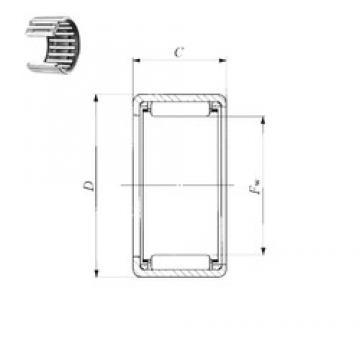 IKO TLA 5520 Z needle roller bearings