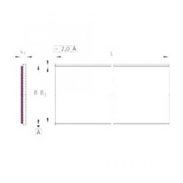INA EGS20260-E40-S3E plain bearings